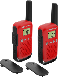 Безлицензионная рация Motorola Talkabout T42 RED